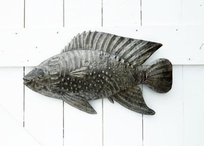 Unpainted Fish 20