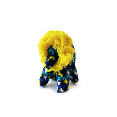 Plush Animal Lion Medium