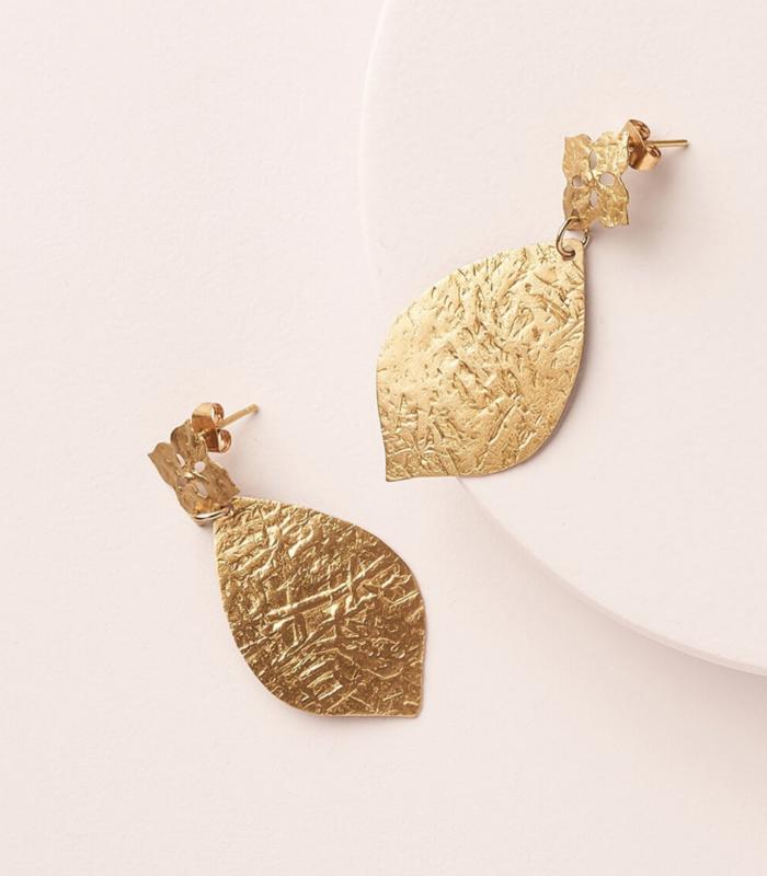 Kalyani Earrings Medallion