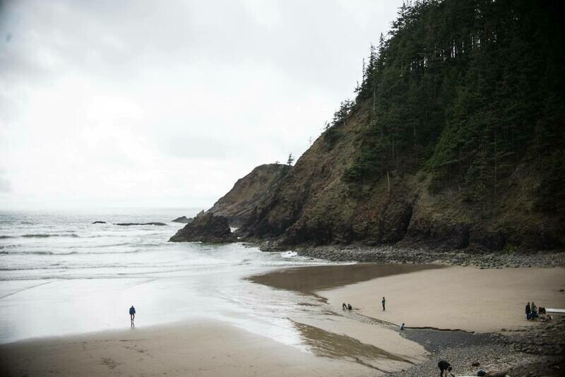 Oregon Coast 2, 11x14