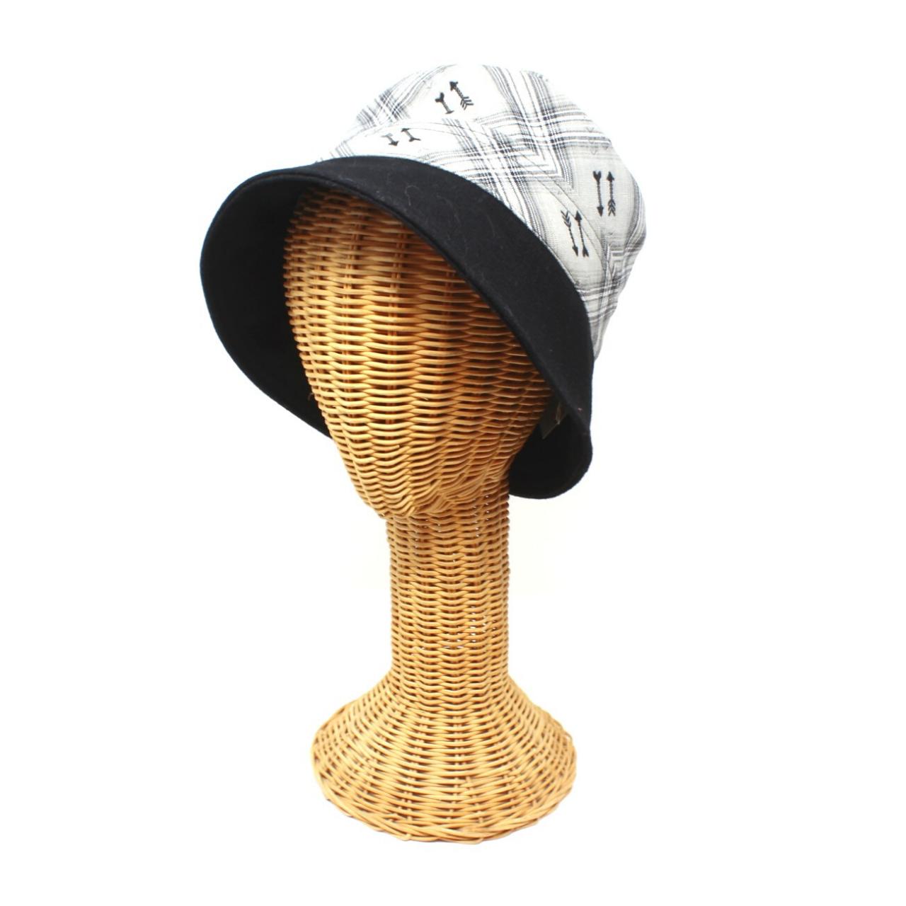 Deanna DiBene Hat Wool Flapper