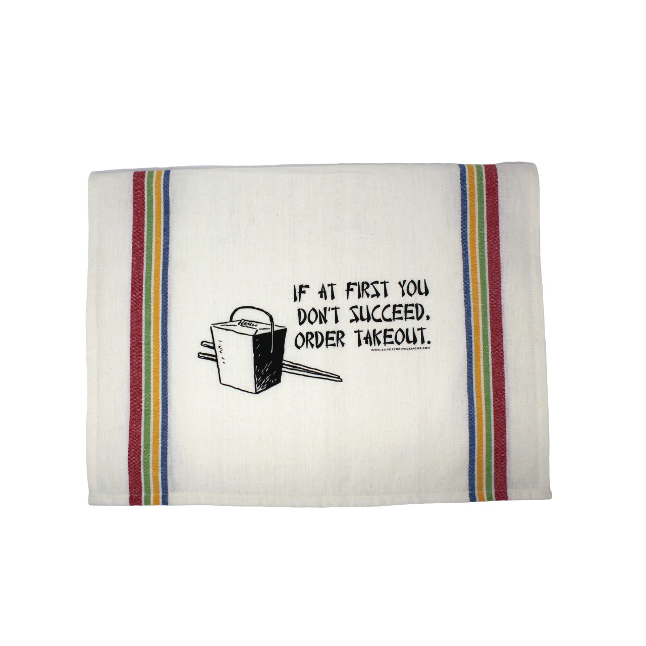Sunday Drive Towel Takeout