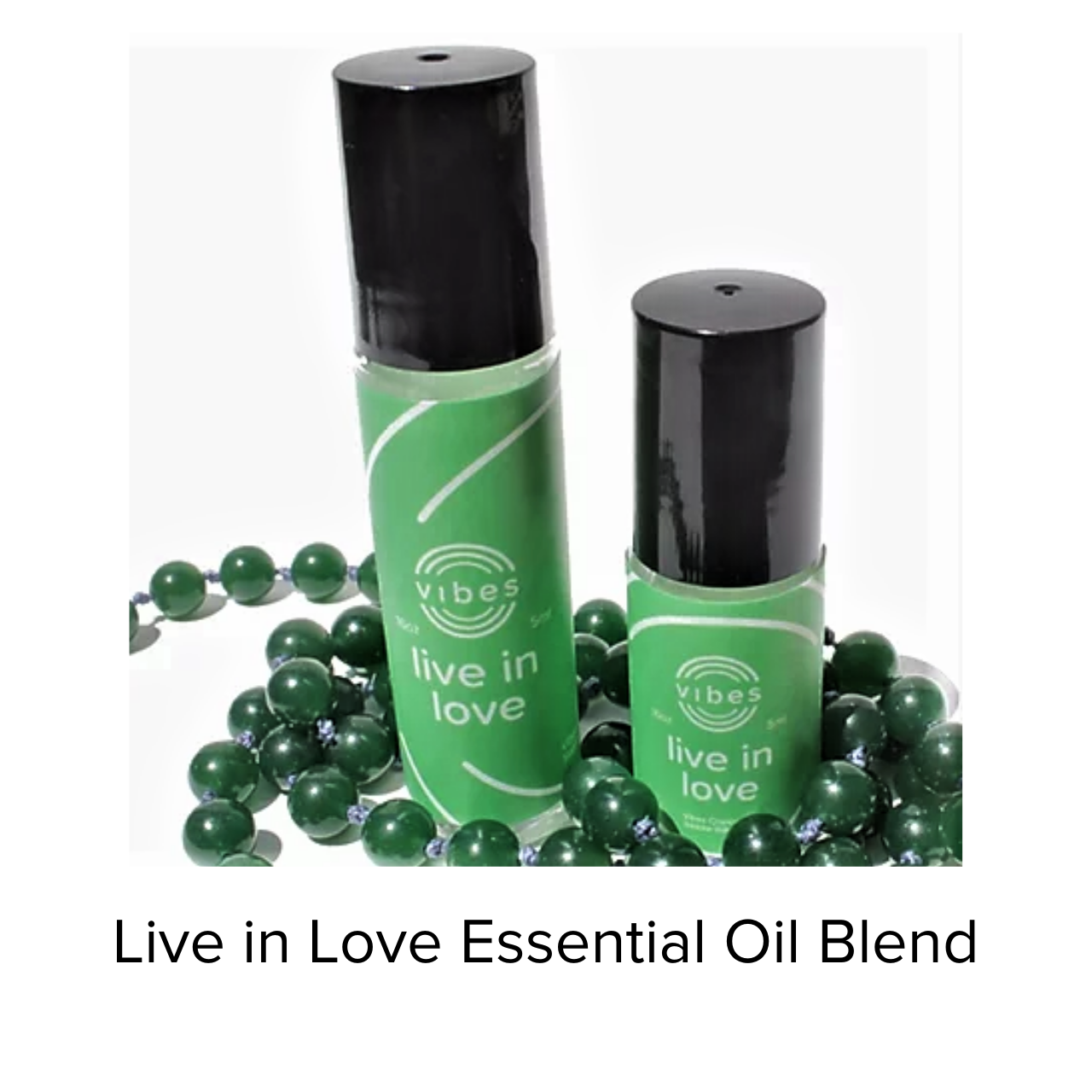 With Charli Oil 5ml Live In Love
