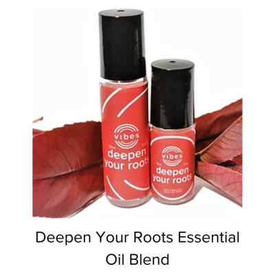 With Charli Oil Deepen Your Roots