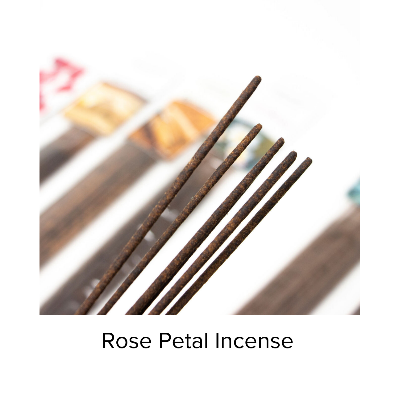 Spirit of the Winds Incense Rose Petal