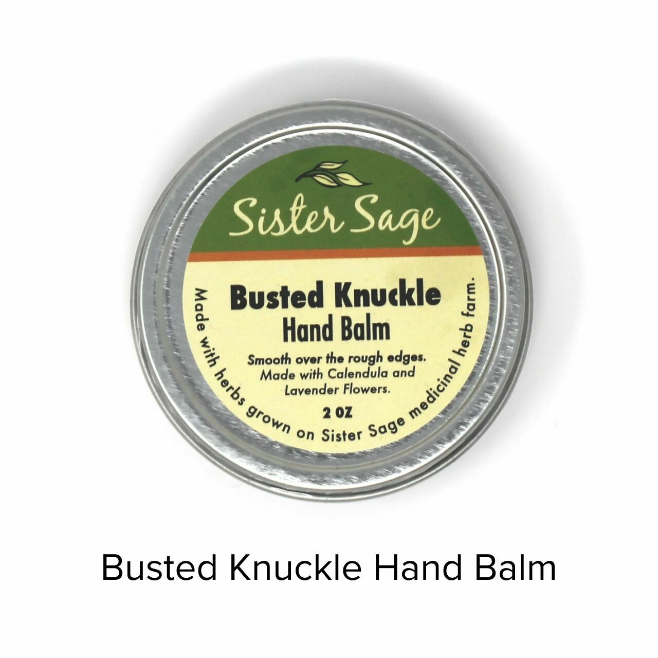 Sister Sage Balm Busted Knuckle