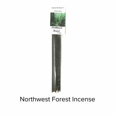 Incense NW Forest
