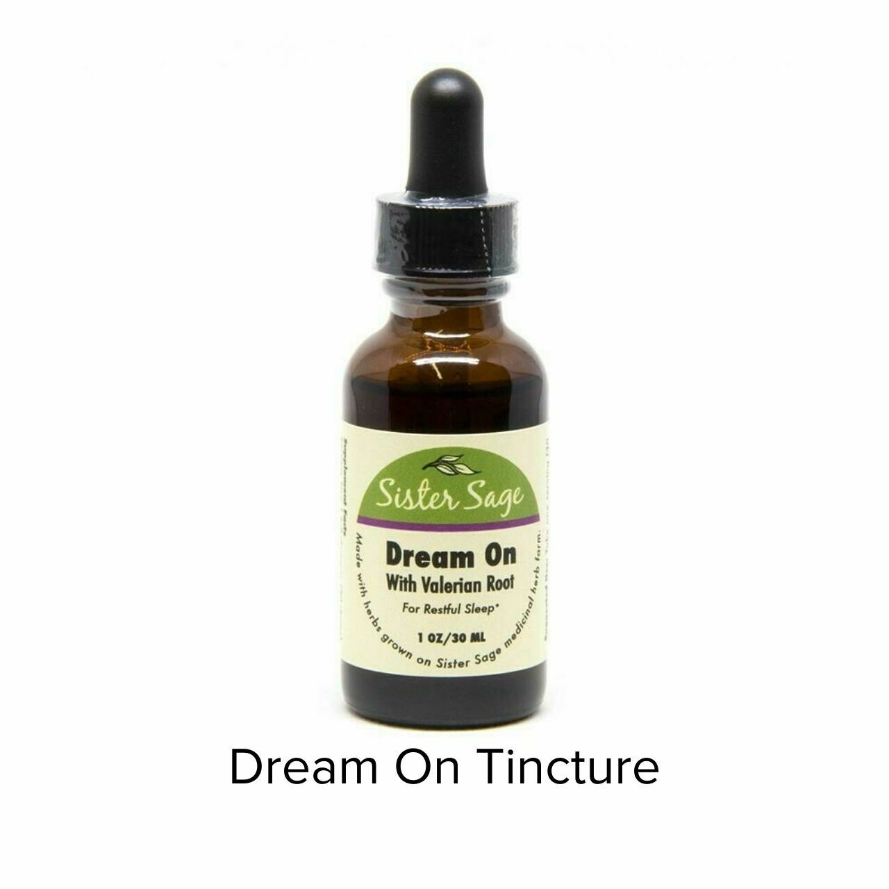 Sister Sage Dream On Tincture