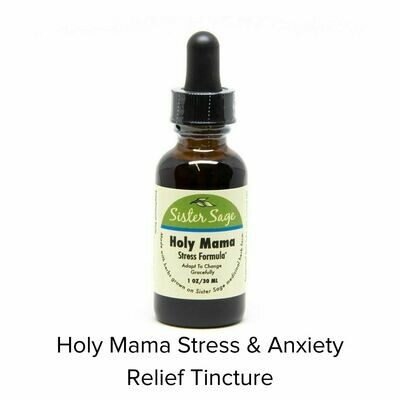 Sister Sage Holy Mama Tincture
