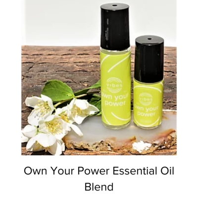 With Charli Oil 5ml Own Your Power