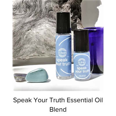With Charli Oil 5ml Speak Your Truth