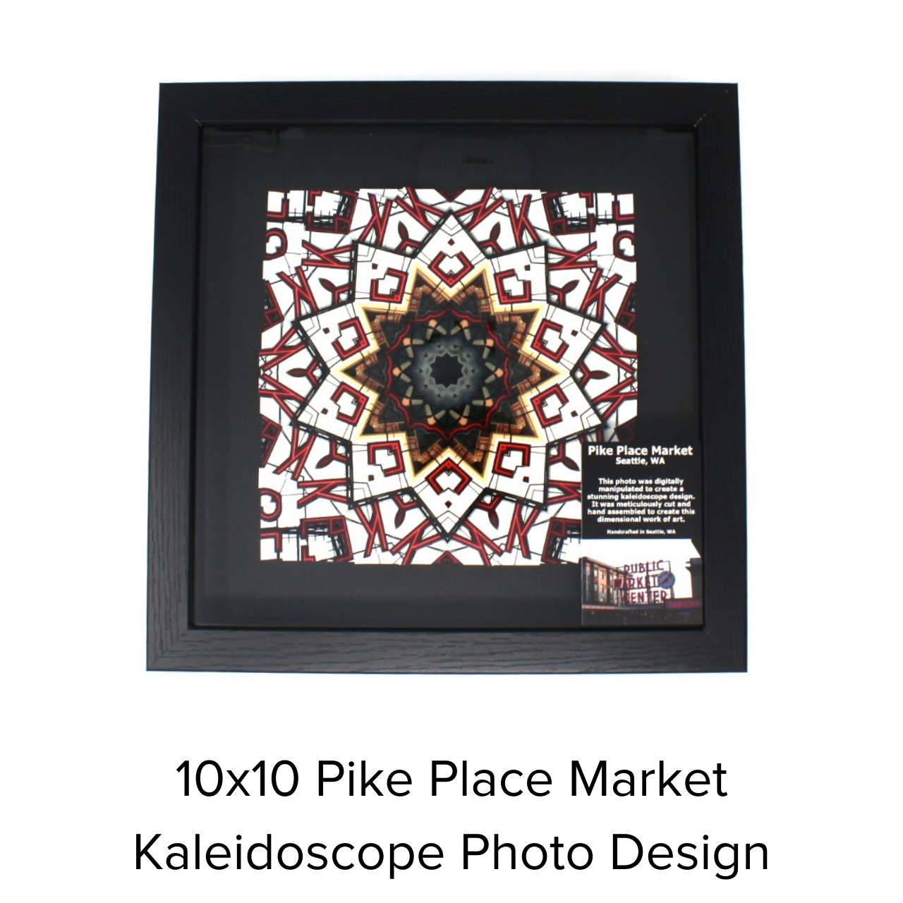 LaGrave Designs 10x10 Pike Place Market