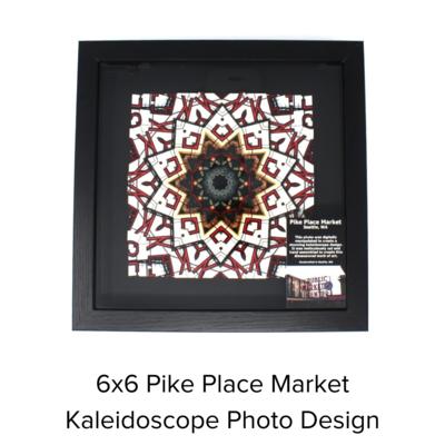 LaGrave Designs 6x6 Pike Place Market