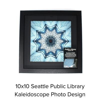 LaGrave Designs 10x10 Seattle Public Library