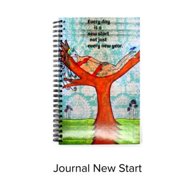 Art Maranth Journal New Start