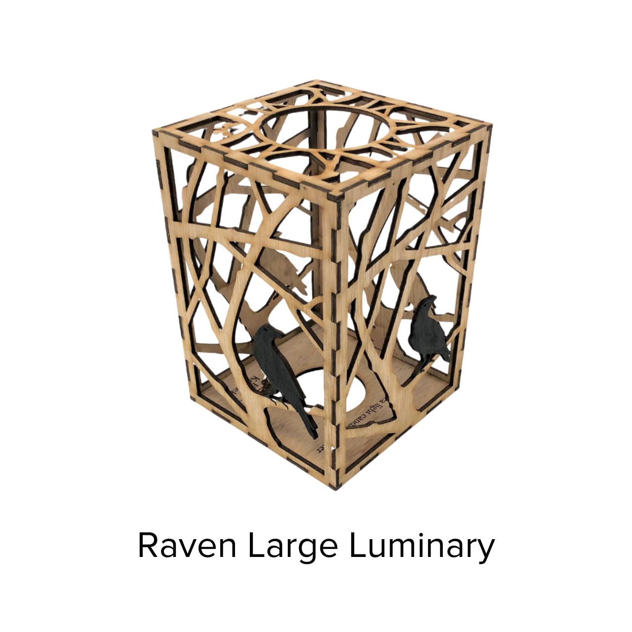 Sunbird Luminary Lg Raven
