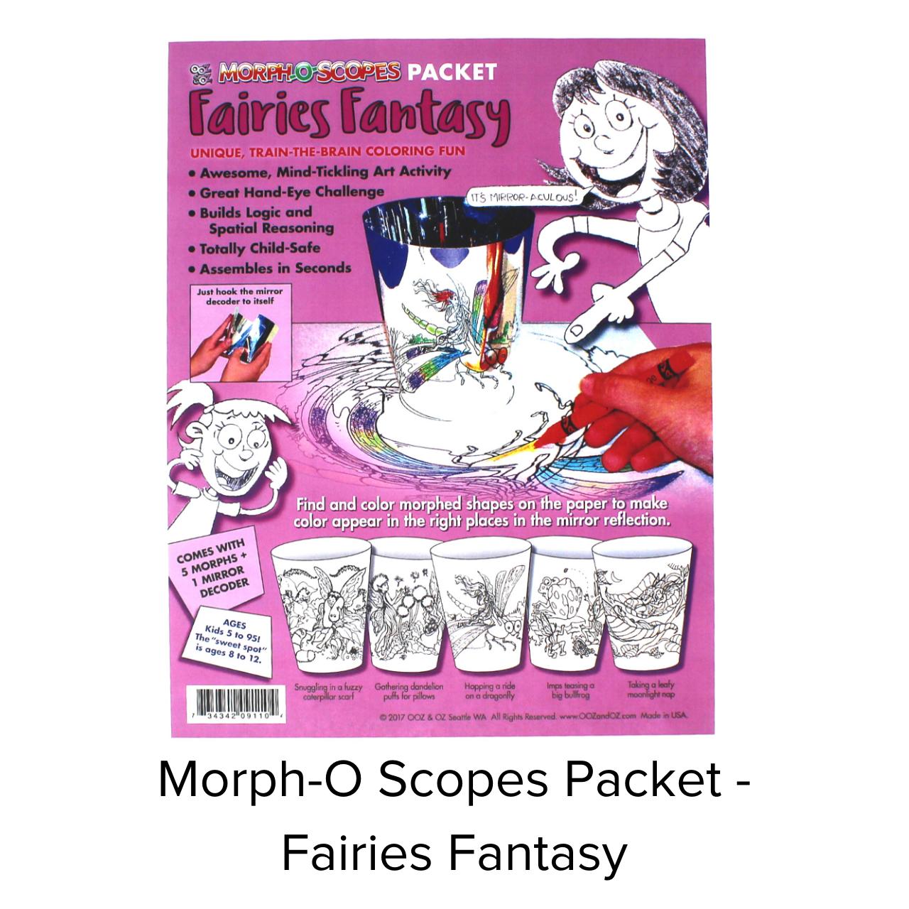 Ooz & Oz Morph O FairiesFantasy
