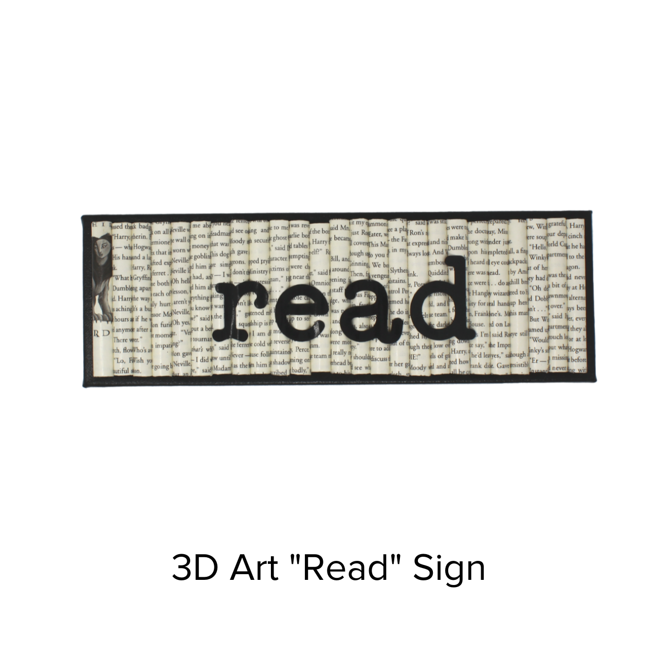 Ramona Claire Art 3D 4x12 Read/Pages
