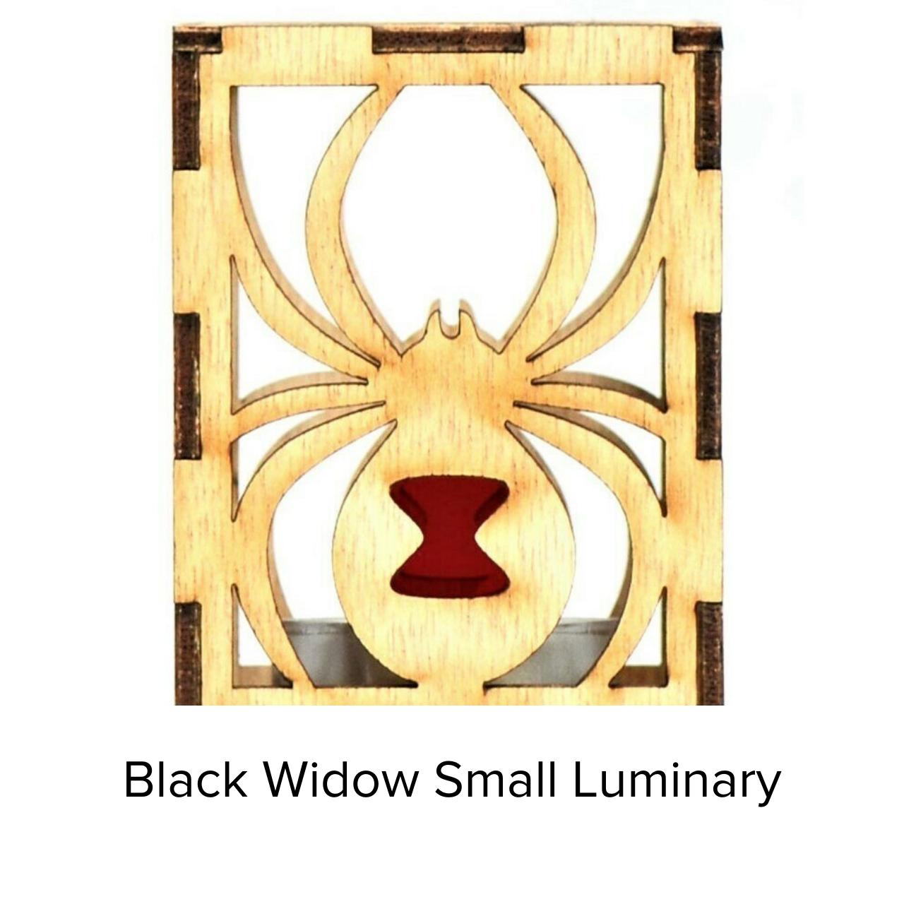 Sunbird Luminary Sm BlackWidow LUM203