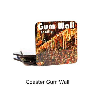 Royal Phoenix Coaster Gum Wall