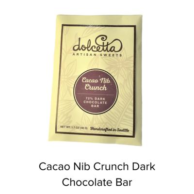 Dolcetta Cacao Nib Crunch