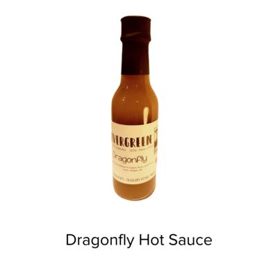 El Jibarito Dragon Fly Hot Sauce