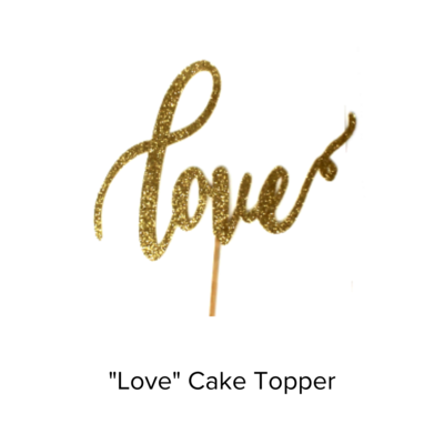 Miss Sun Creates Caketopper Love