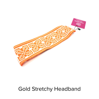 Cynthia Yongvang Headband Gold