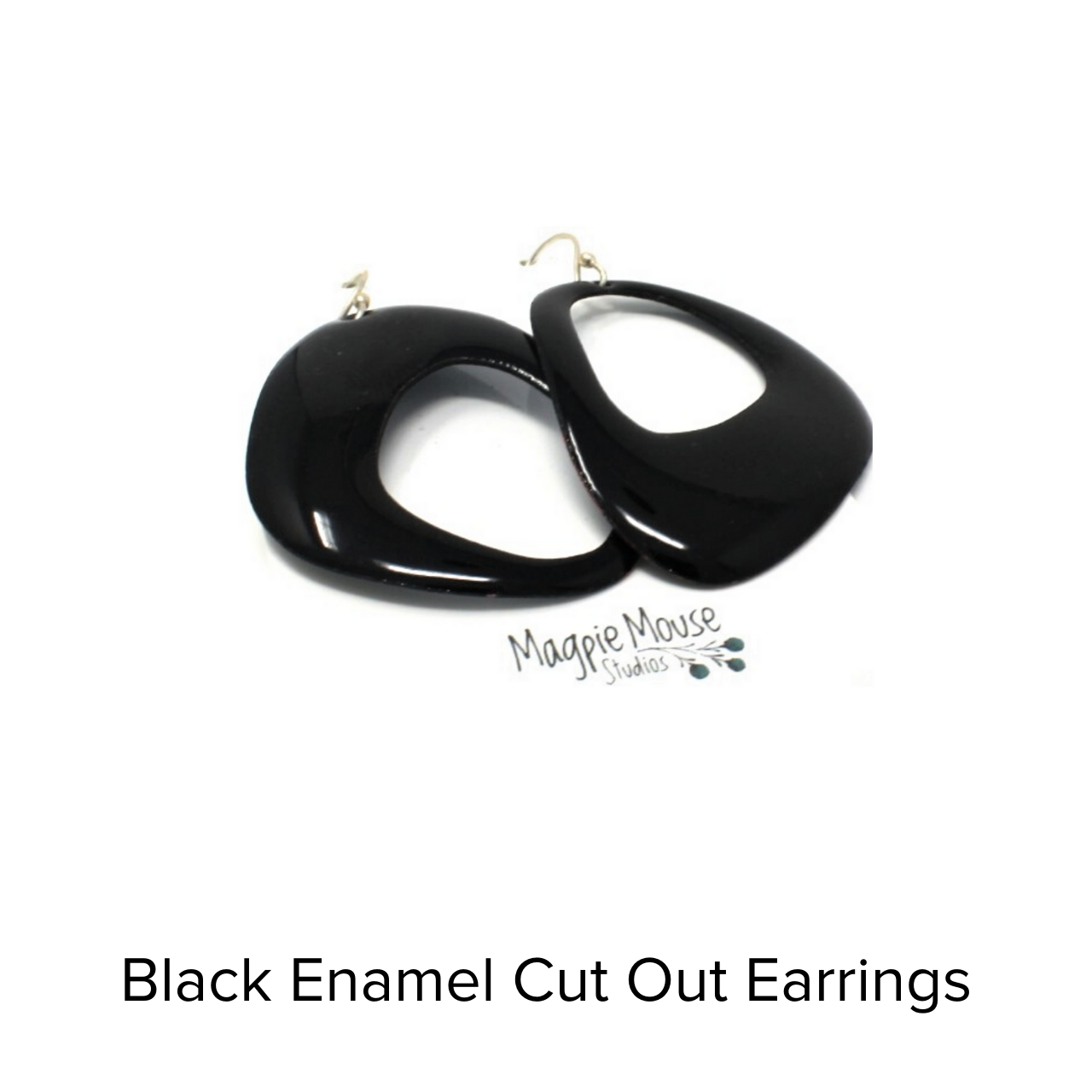 Magpie Mouse Studios Earrings