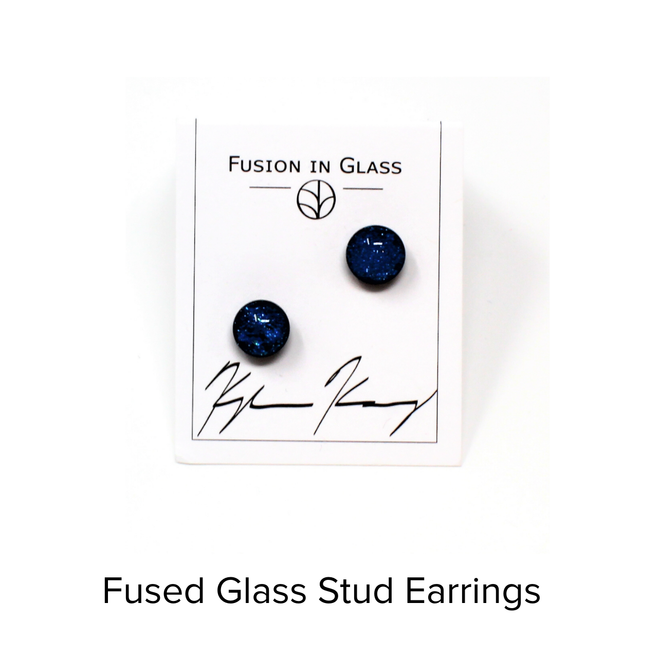 Fusion In Glass Ers Stud Fused Glass