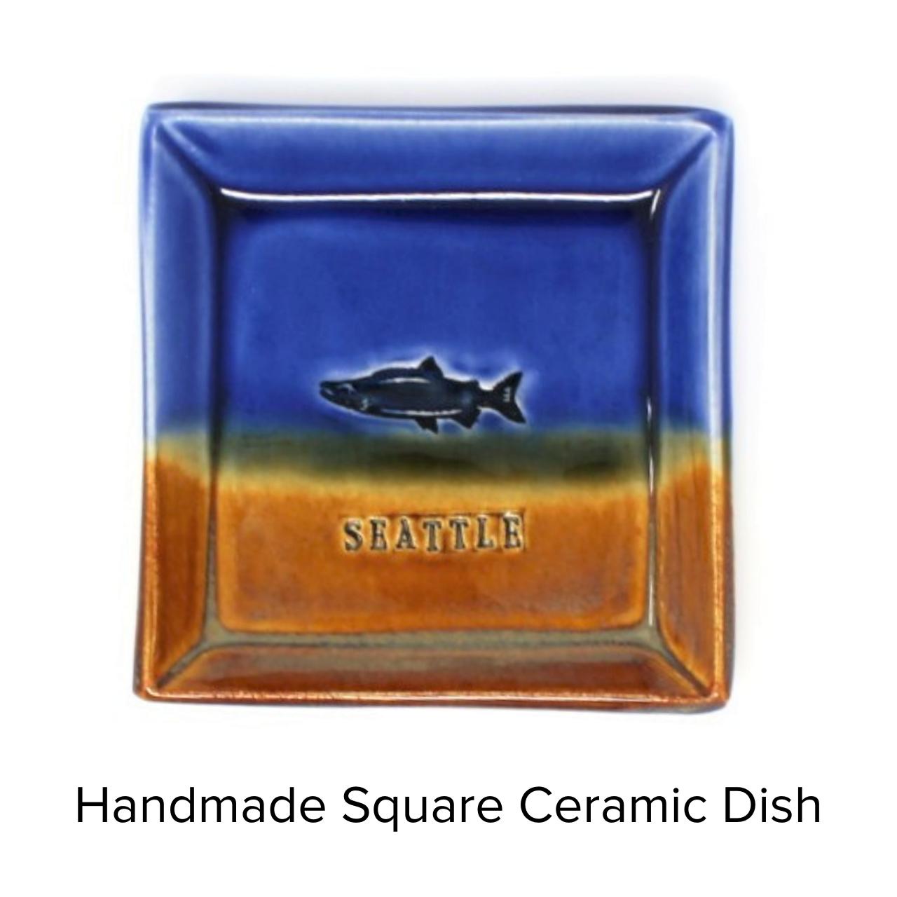 Seattle Ceramic Dish Medium