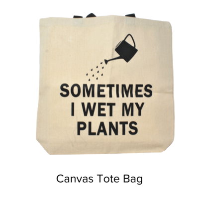 Ash & Ember Wet Plants Tote