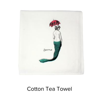 Sunday Drive Towel Mermaid