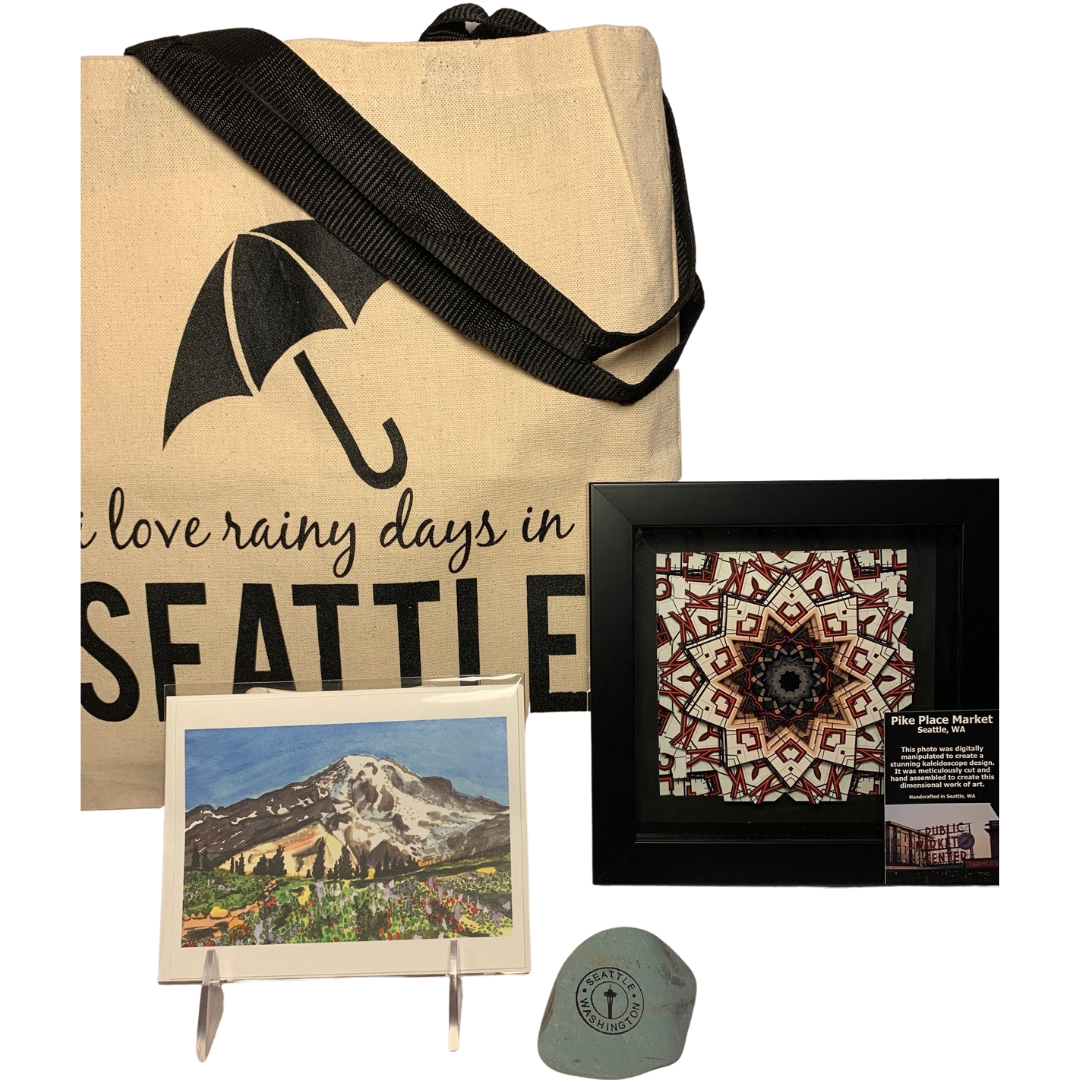Seattle Icons Gift Set