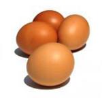 Huevo estuchado L docena