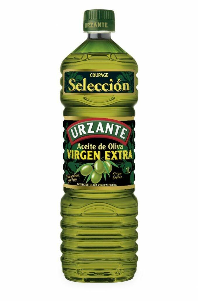 Aceite Virgen Extra URZANTE SELECCIÓN 1L