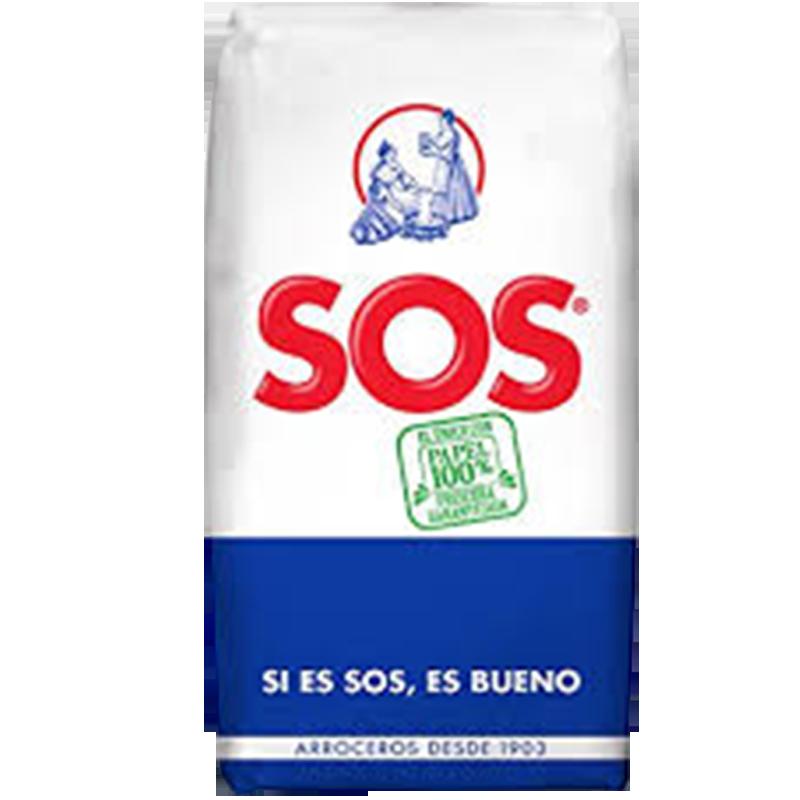 Arroz extra SOS 1kg