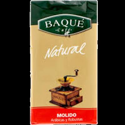Café molido Natural BAQUE 250gr