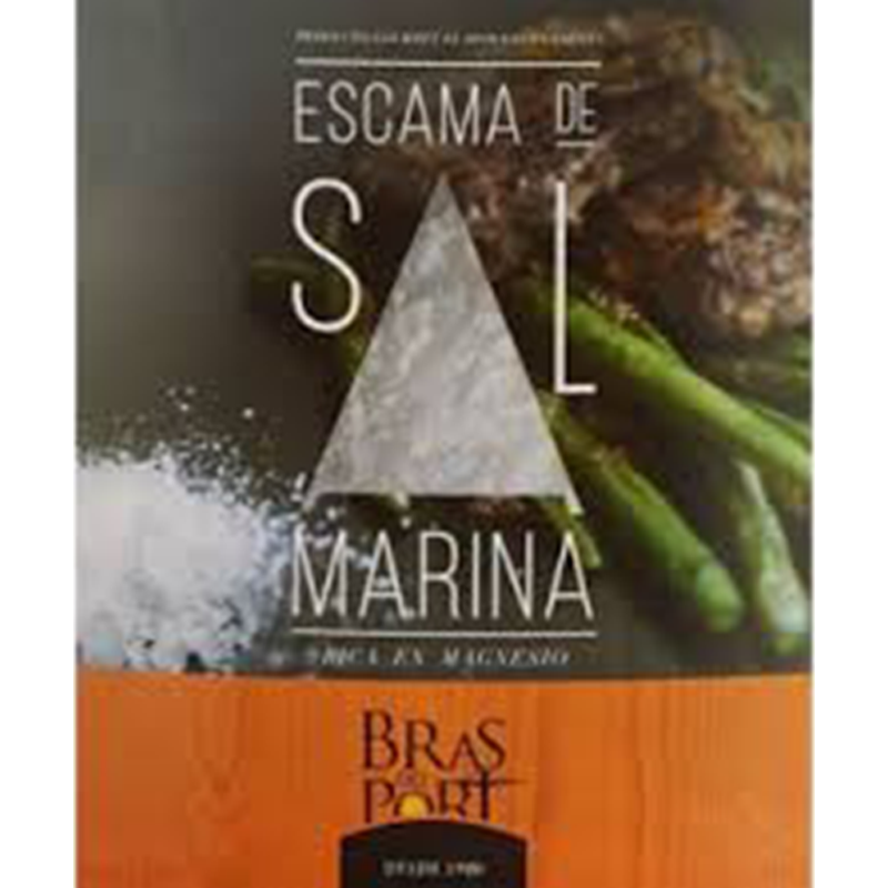 Escamas de Sal Marina BRAS DEL PORT 250gr