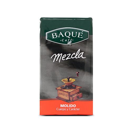 Café molido Mezcla BAQUE 250gr