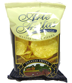 Patata frita ARTE FRITA en aceite de oliva 50gr