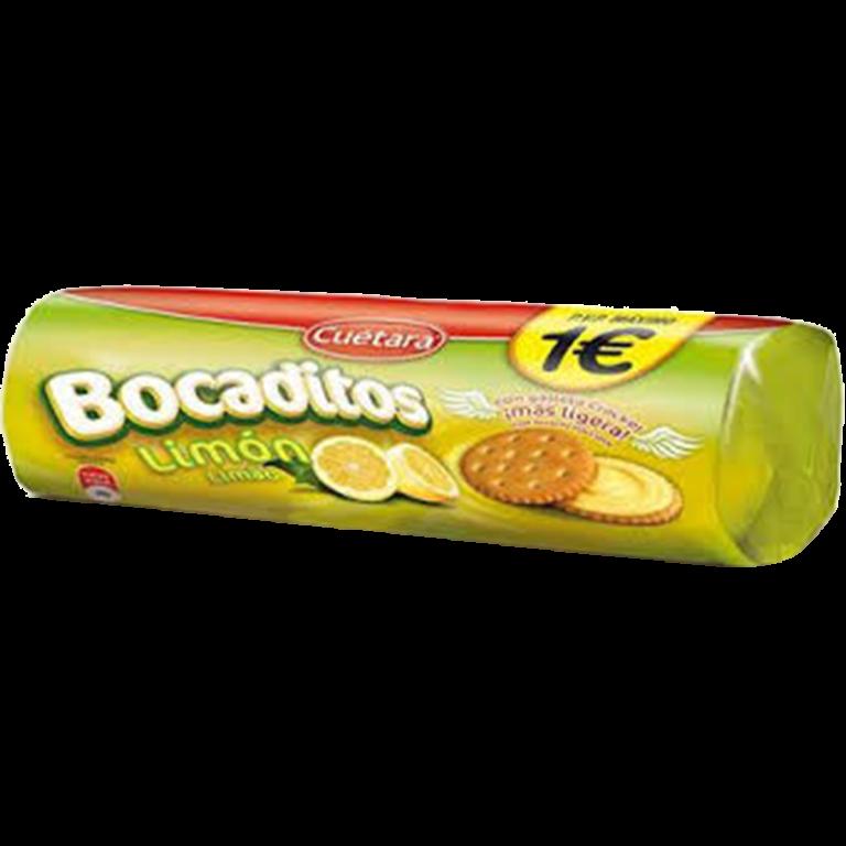 BOCADITOS LIMÓN 150 GRS