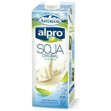 Bebida SOJA ALPRO  1 LITRO