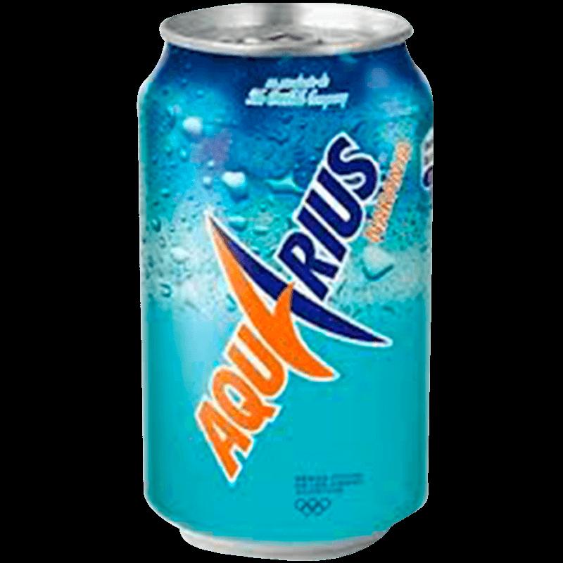 AQUARIUS naranja pack 33ccX8uds (0,68€/ud)