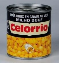 Maíz dulce en grano CELORRIO lata 300gr