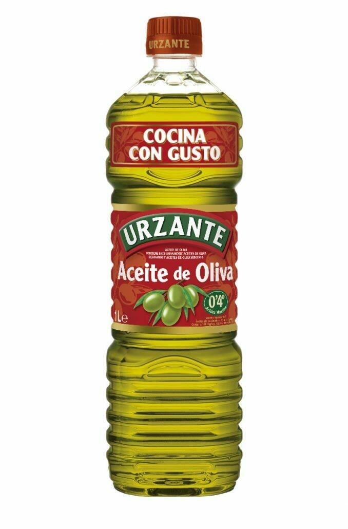 Aceite de oliva Suave URZANTE 1L