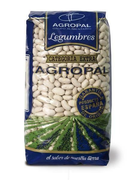 Alubia Blanca AGROPAL 1kg