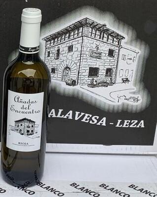 Vino blanco de año AÑADAS DEL ENCUENTRO botella