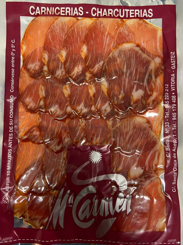 Lomo Ibérico bandeja , aprox. 150 gr.