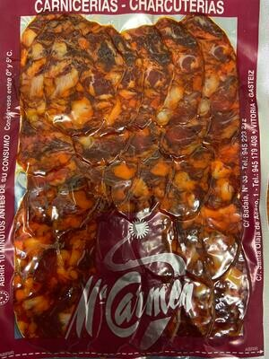 Chorizo Ibérico bandeja , aprox.  145 gr.